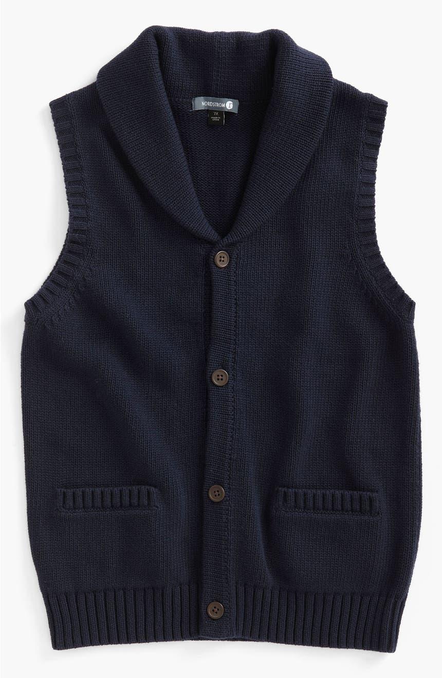Nordstrom 'Chandler' Sweater Vest (Little Boys) | Nordstrom