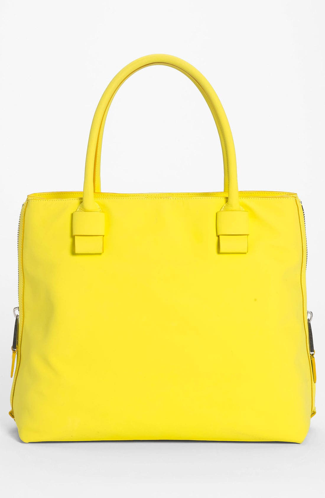 Alternate Image 4  - MARC JACOBS 'Sheila' Rubberized Leather Tote