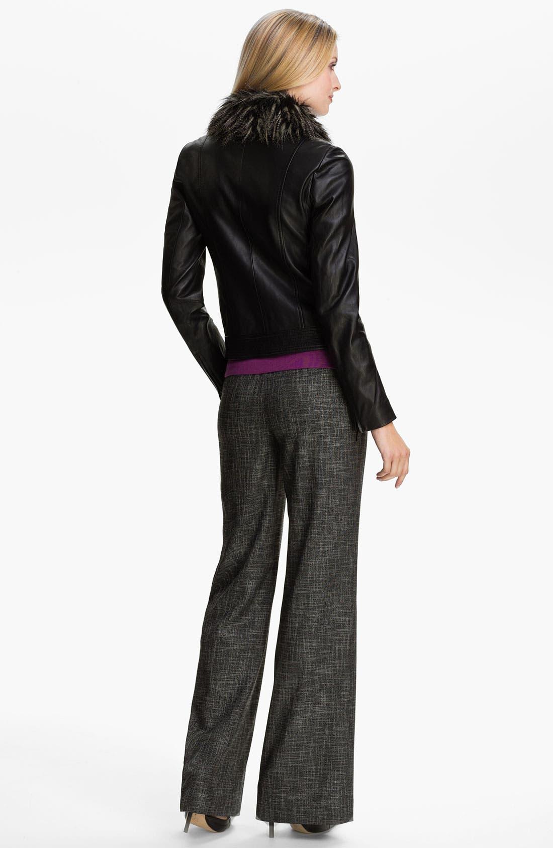 Alternate Image 5  - Classiques Entier® 'Mystero Weave' Pants