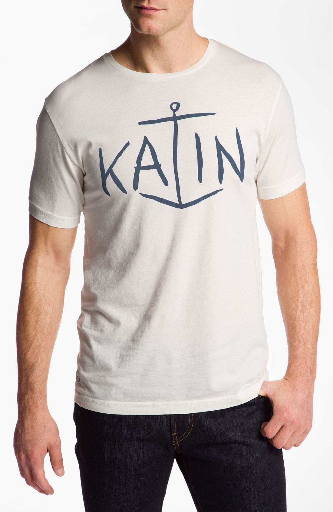 Alternate Image 1 Selected - Katin 'Tanker' T-Shirt