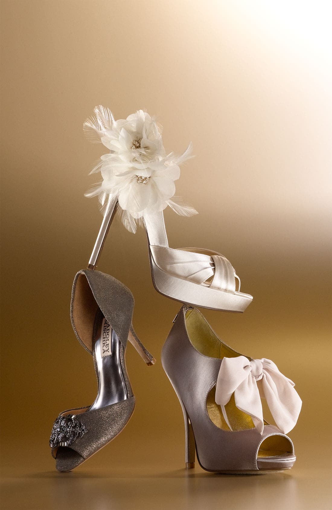 Alternate Image 5  - Badgley Mischka 'Salsa' Pump