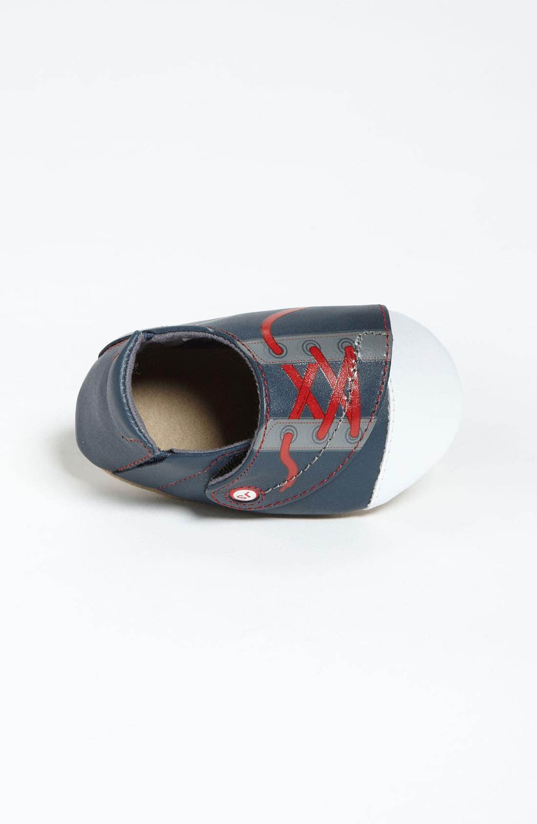 Alternate Image 3  - Stride Rite 'Teeny Sports' Crib Shoe (Baby)