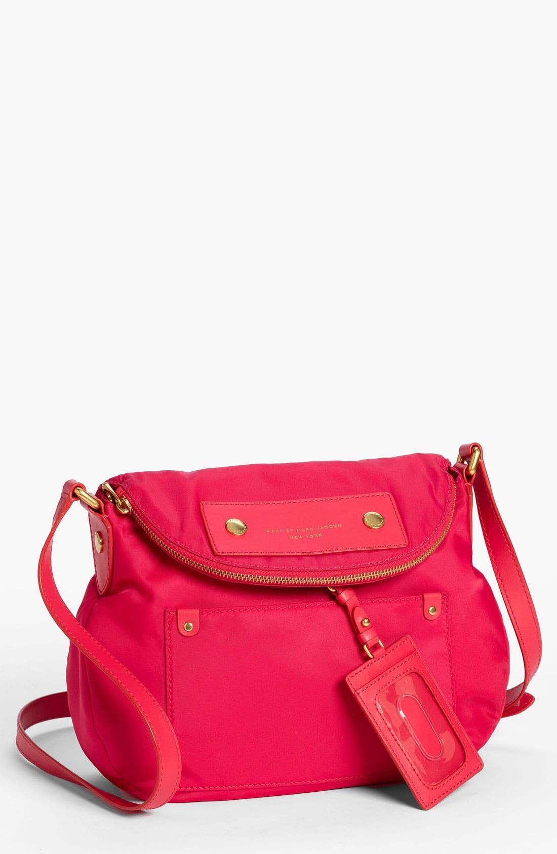 Main Image - MARC BY MARC JACOBS 'Preppy Nylon - Natasha' Crossbody Bag
