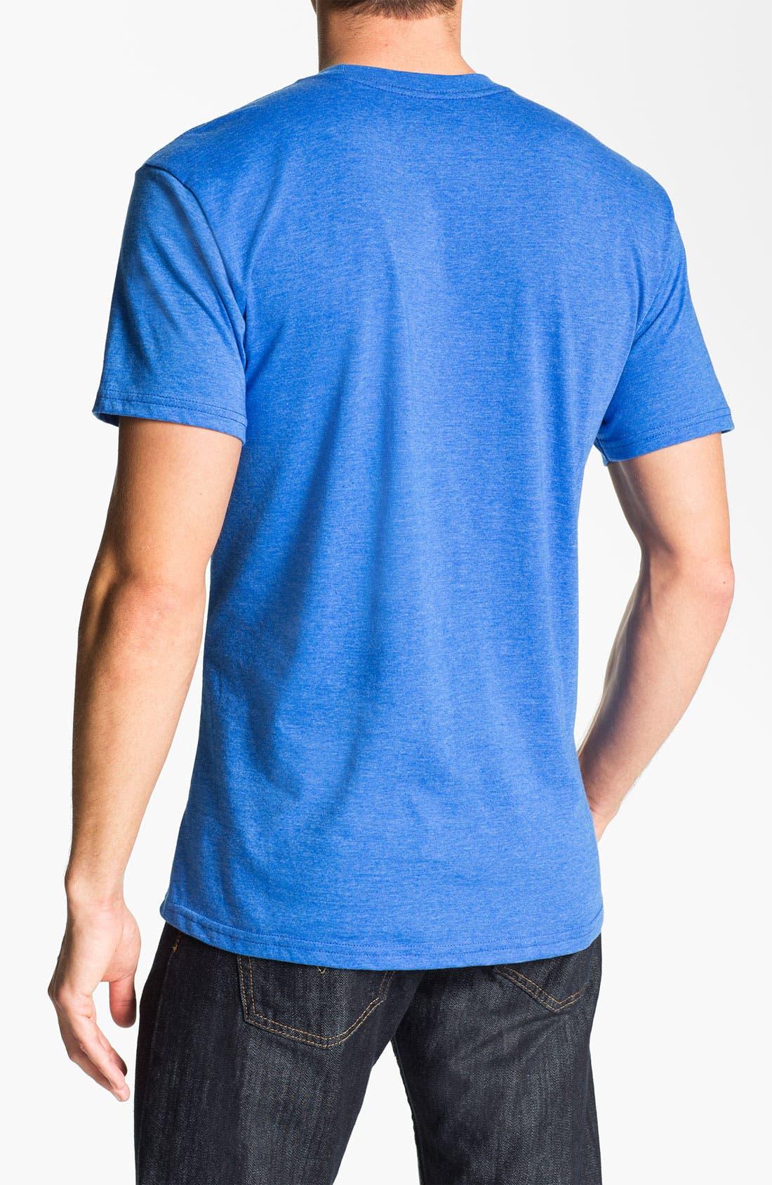 Alternate Image 2  - Burton 'Flake' Graphic T-Shirt