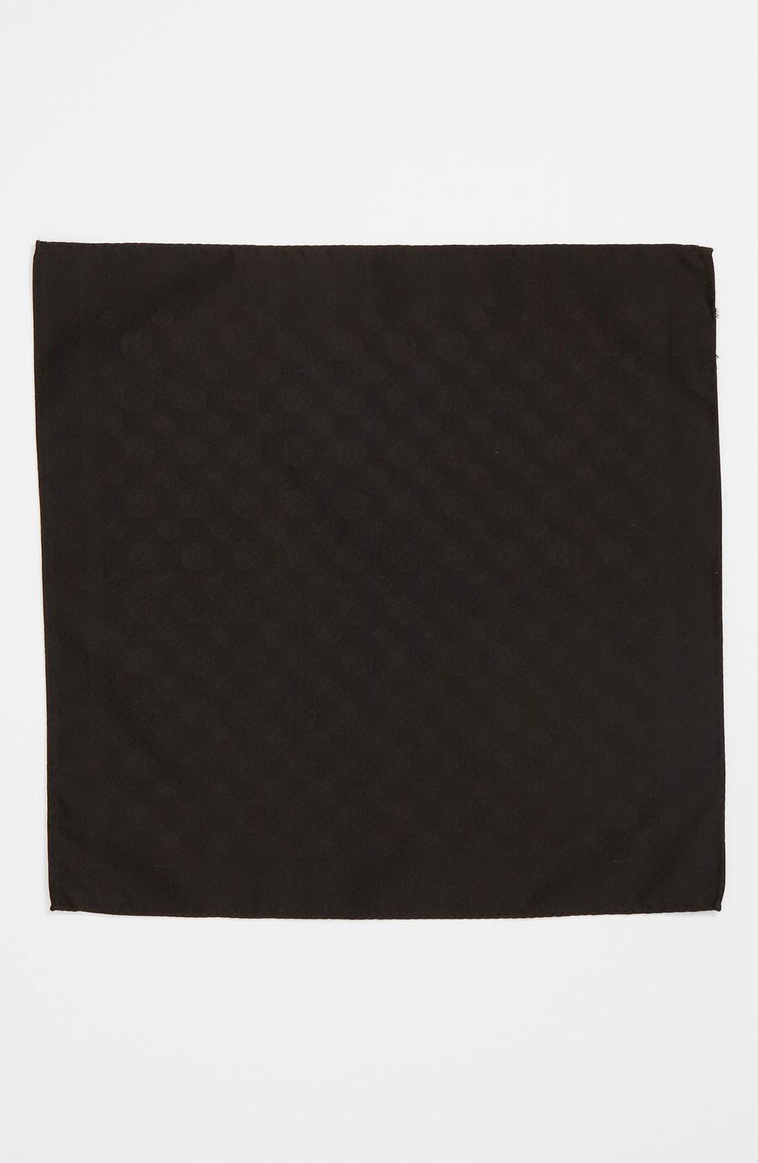 Alternate Image 2  - Robert Talbott Silk Pocket Square