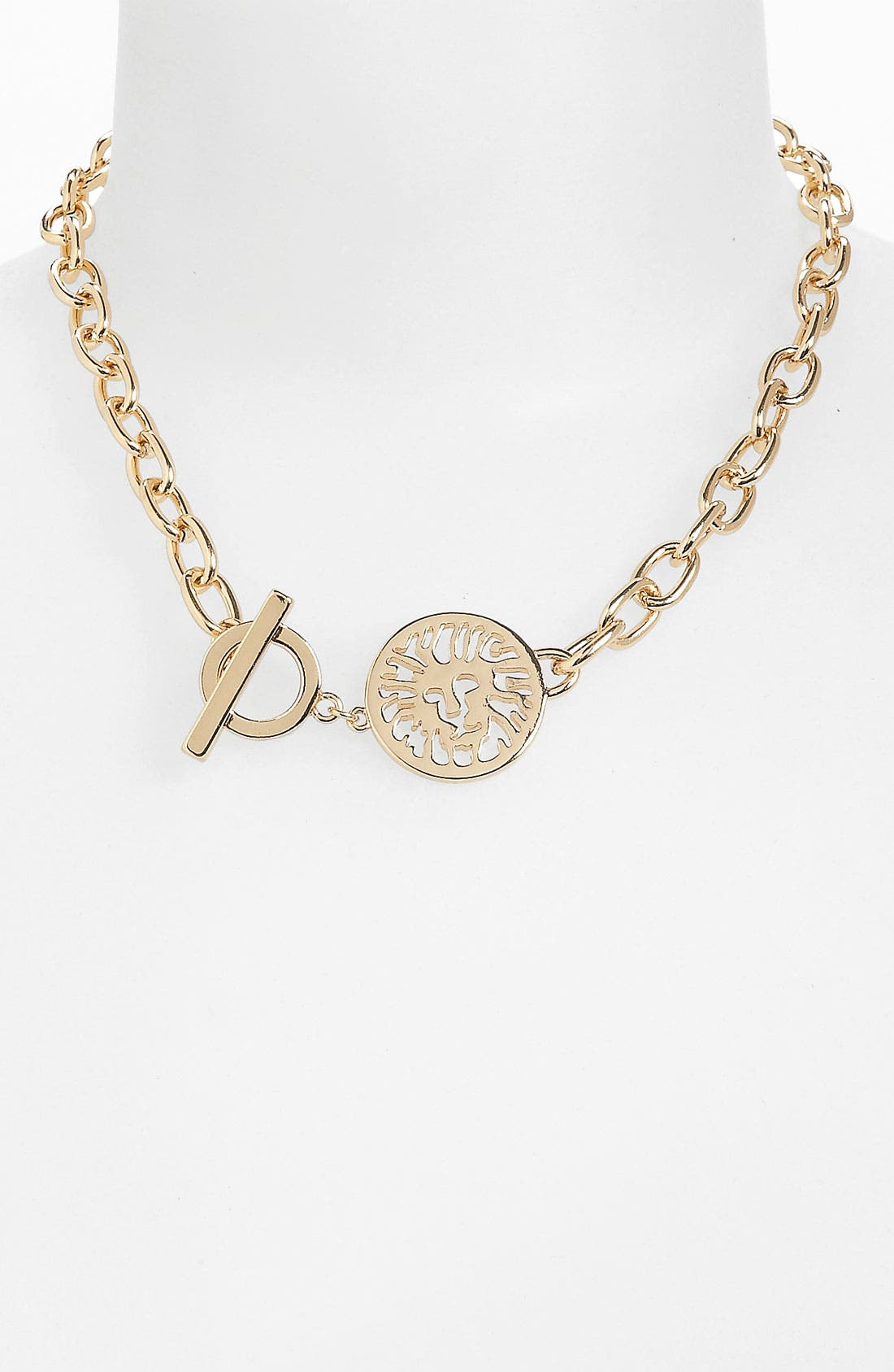Main Image - Anne Klein Link Necklace