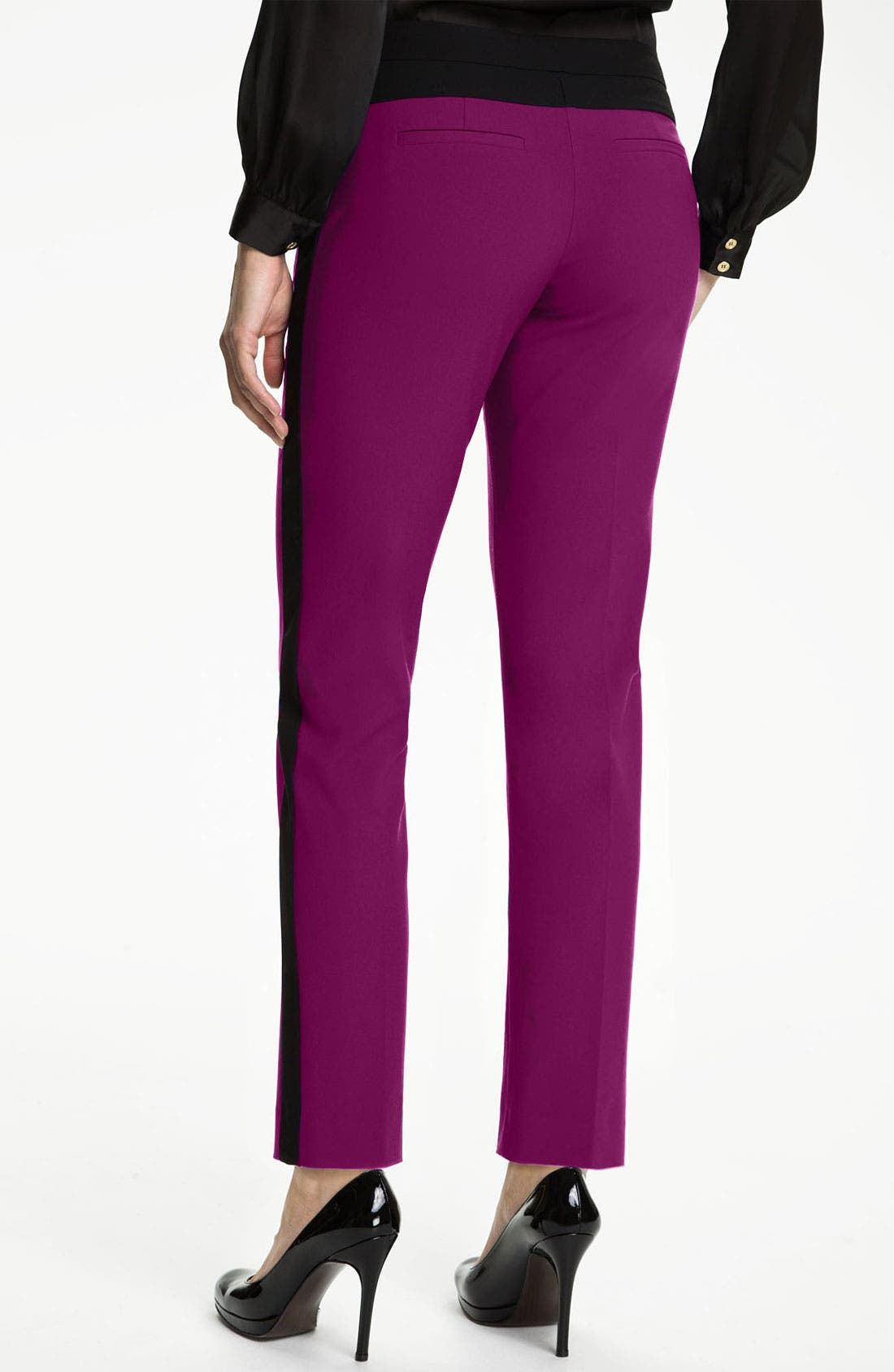 Alternate Image 2  - Vince Camuto Colorblock Pants