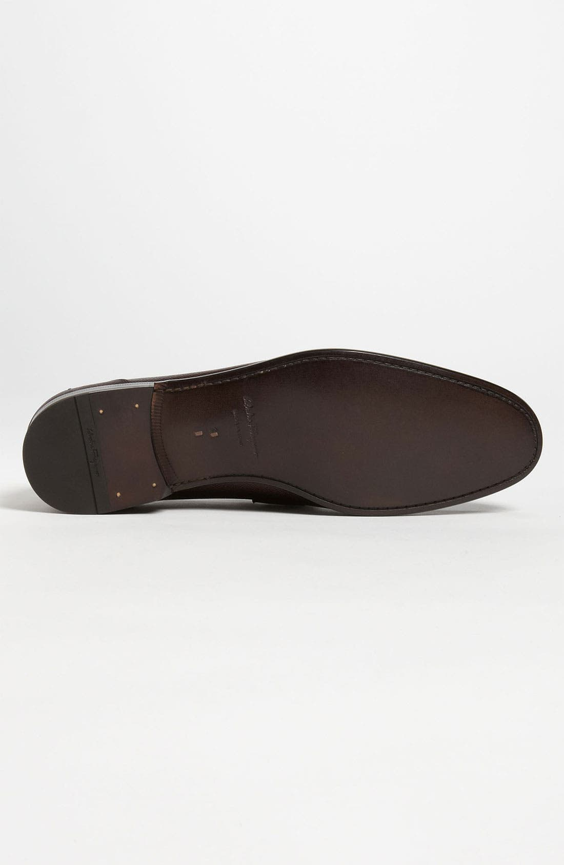 Alternate Image 4  - Salvatore Ferragamo 'Twist' Bit Loafer