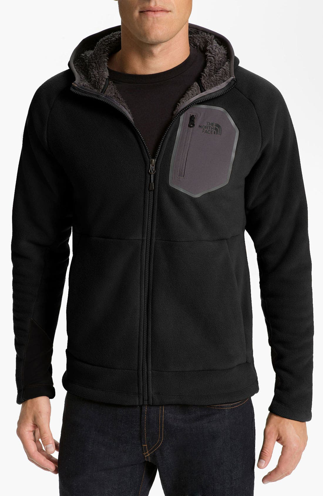 Alternate Image 1 Selected - The North Face 'Chimborazo 2.0' Fleece Hoodie