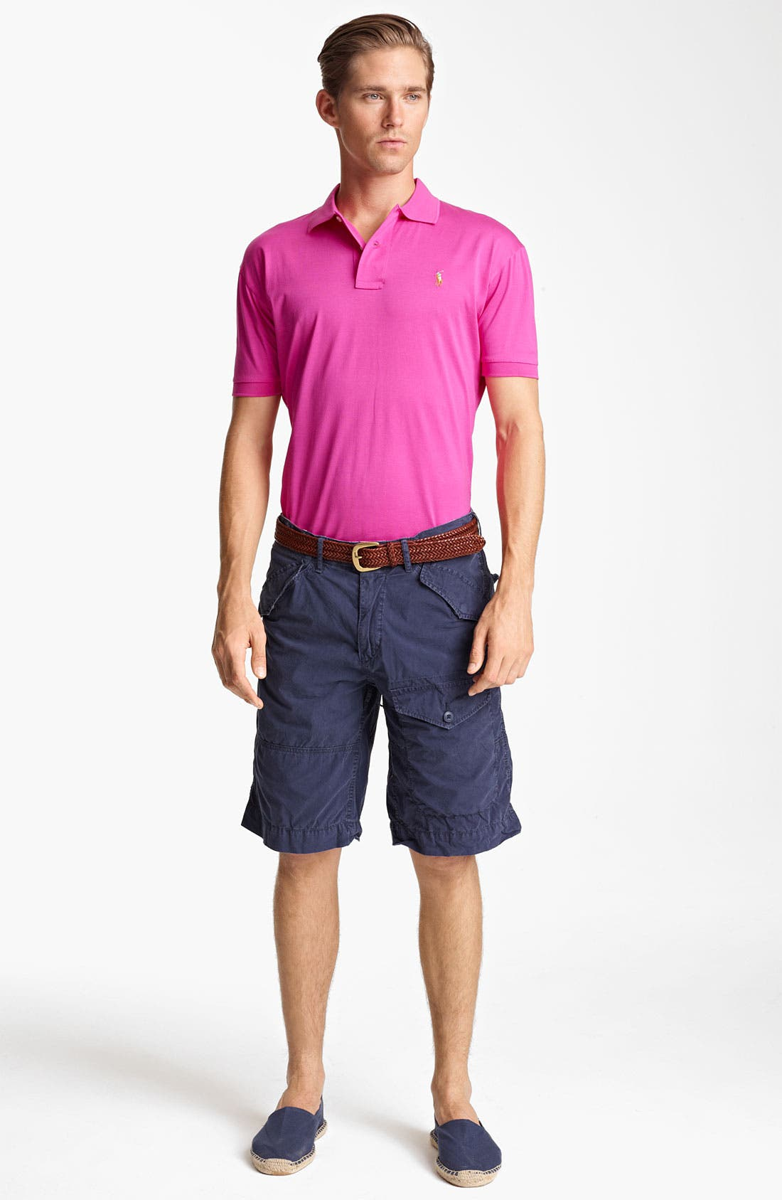 Alternate Image 4  - Polo Ralph Lauren Classic Fit Polo
