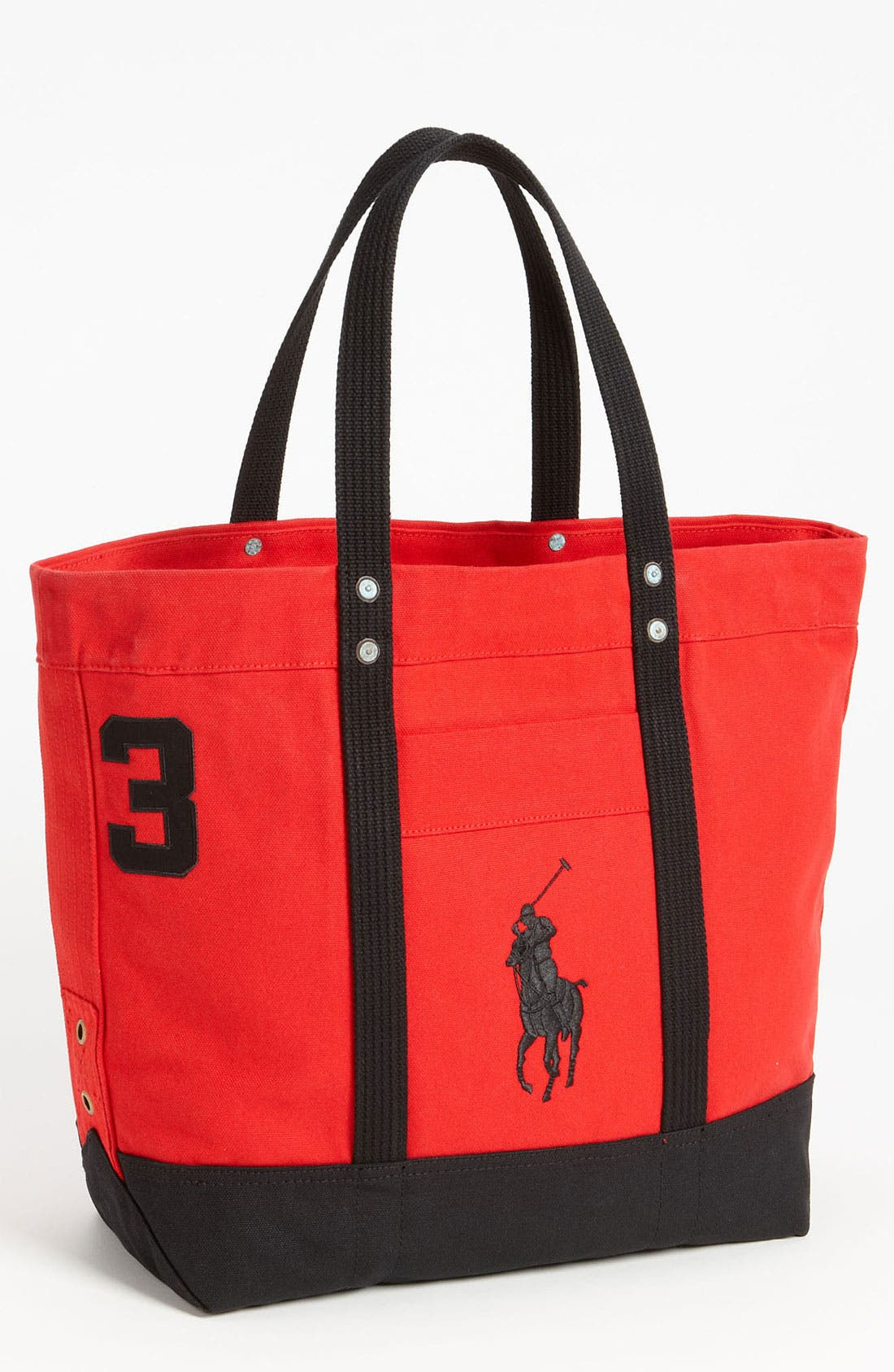 Alternate Image 1 Selected - Polo Ralph Lauren Tote Bag