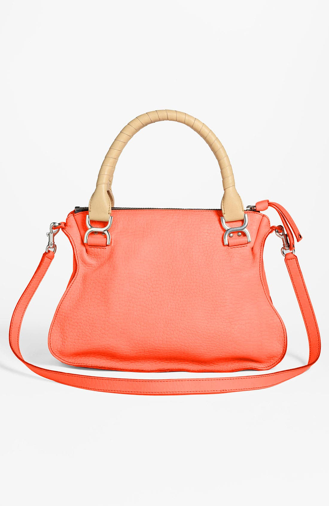 Alternate Image 4  - Chloé 'Marcie - Small' Leather Satchel