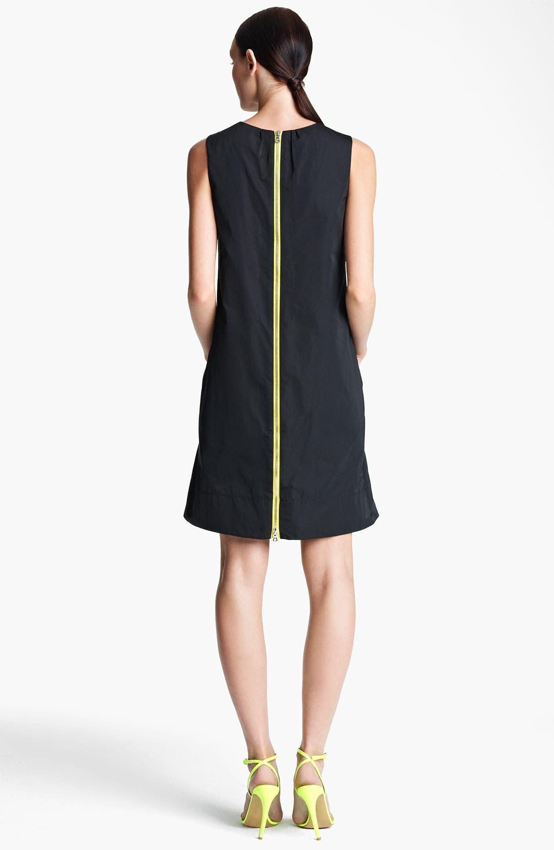 Alternate Image 2  - Lida Baday Colorblock Radzimir Dress