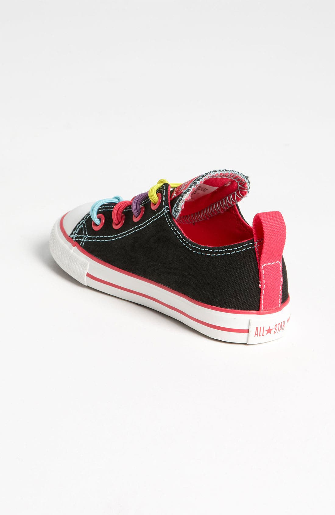 Alternate Image 2  - Converse Chuck Taylor® 'Loop 2 Knot' Sneaker (Baby, Walker & Toddler)