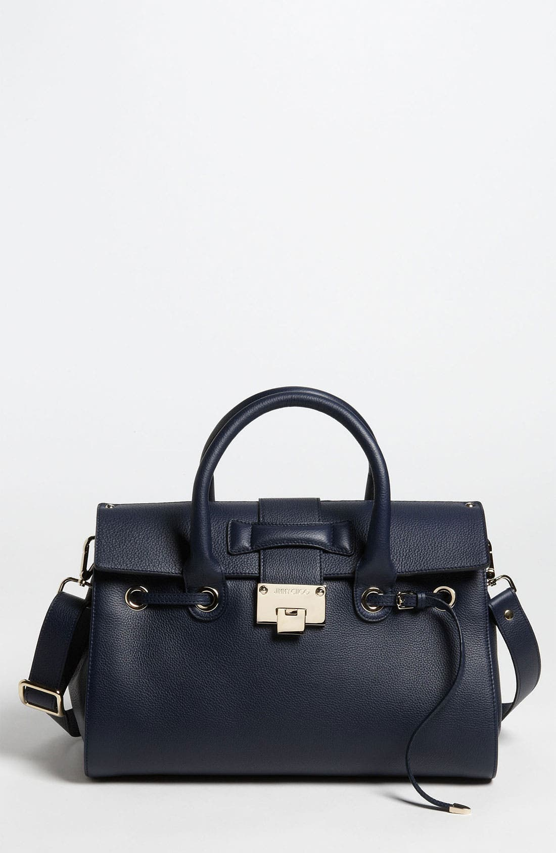 Main Image - Jimmy Choo 'Rosalie' Leather Satchel