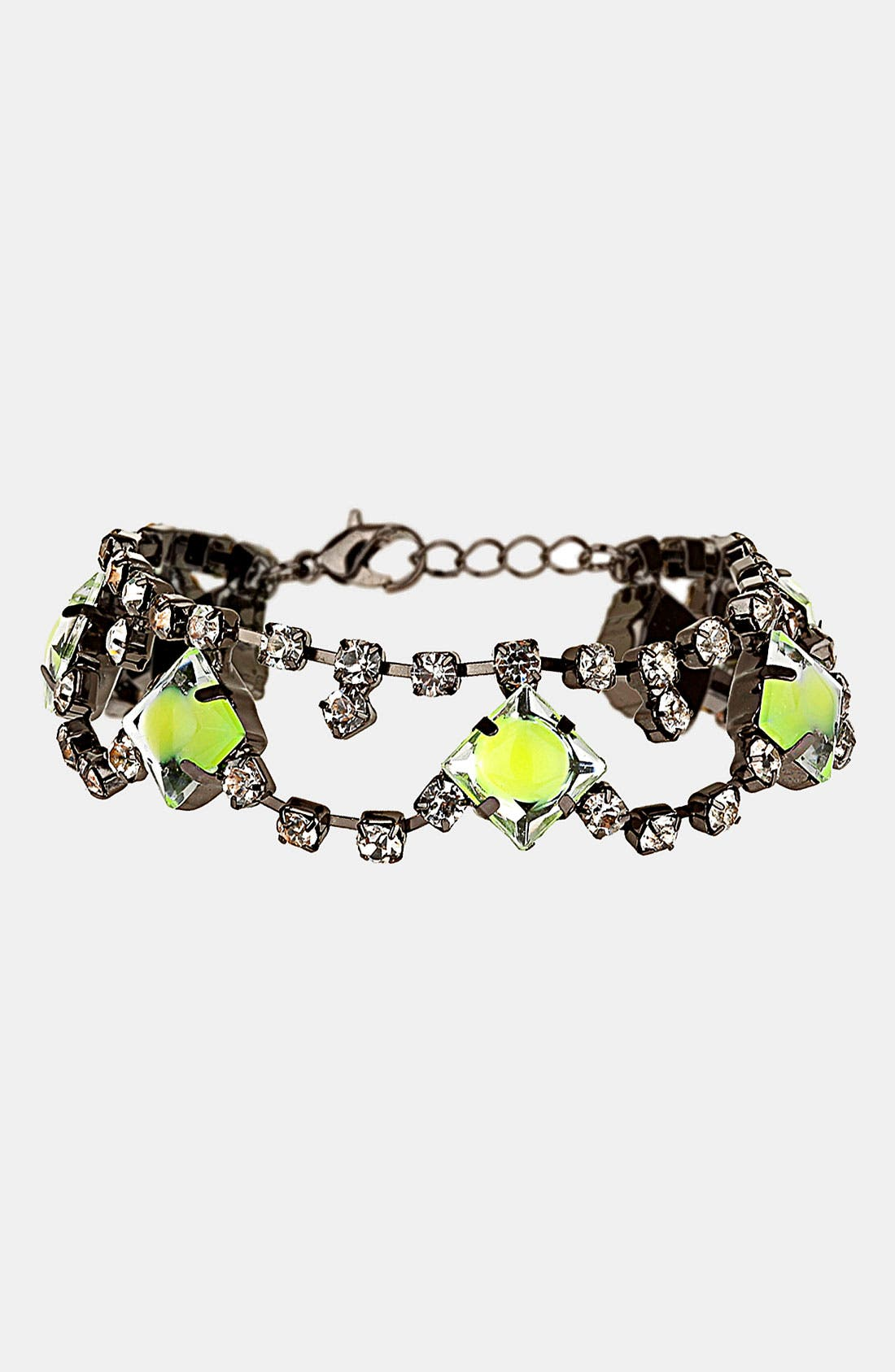 Alternate Image 1 Selected - Topshop 'Neon' Bracelet