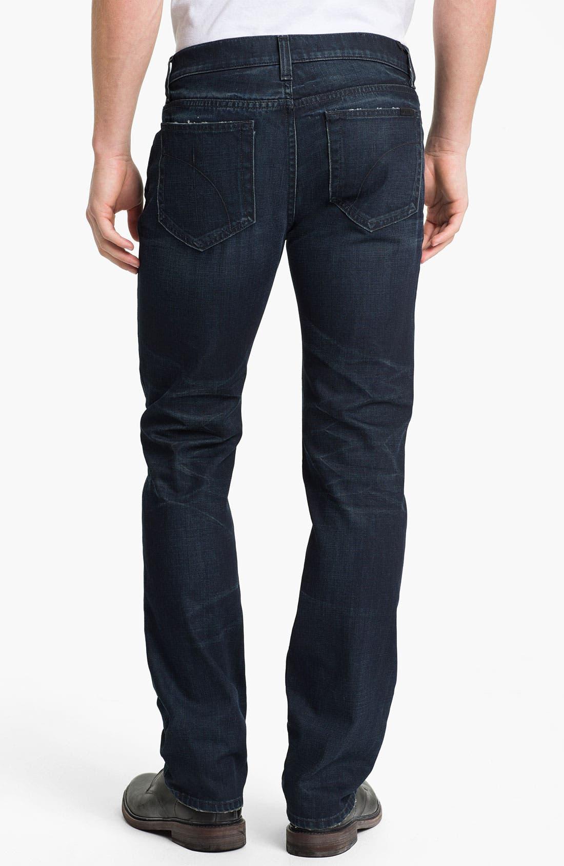 Alternate Image 1 Selected - Joe's 'Brixton' Slim Straight Leg Jeans (Kensington)