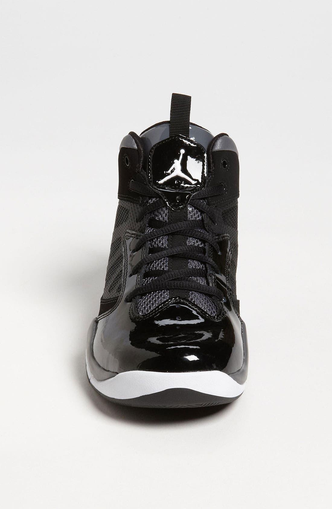 Alternate Image 3  - Nike 'Jordan Flight Team 11' Basketball Shoe (Big Kid)