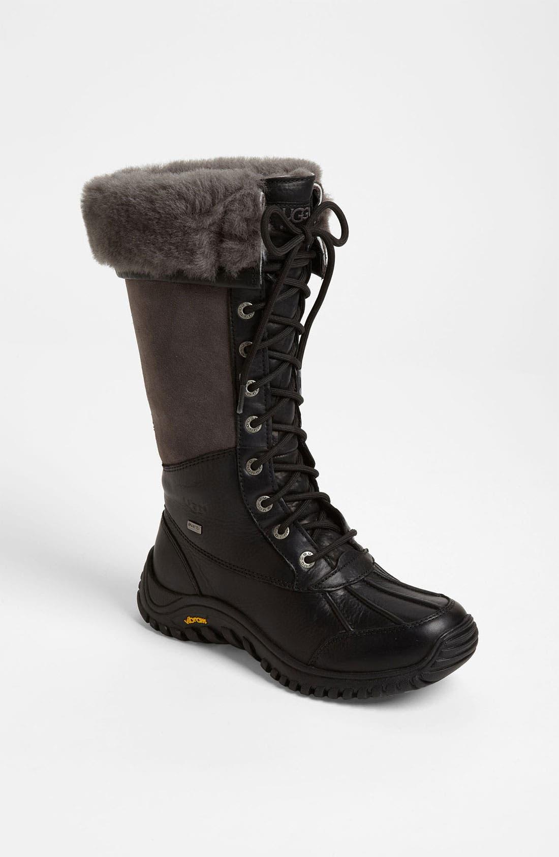 Adirondack Waterproof Tall Boot,                             Main thumbnail 1, color,                             New Black