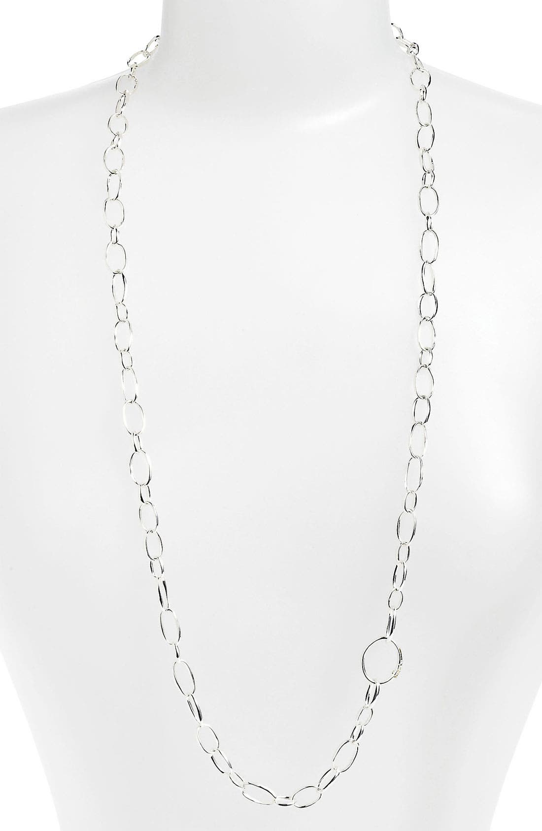 Alternate Image 1 Selected - Ippolita 'Scultura' Long Link Necklace (Online Only)