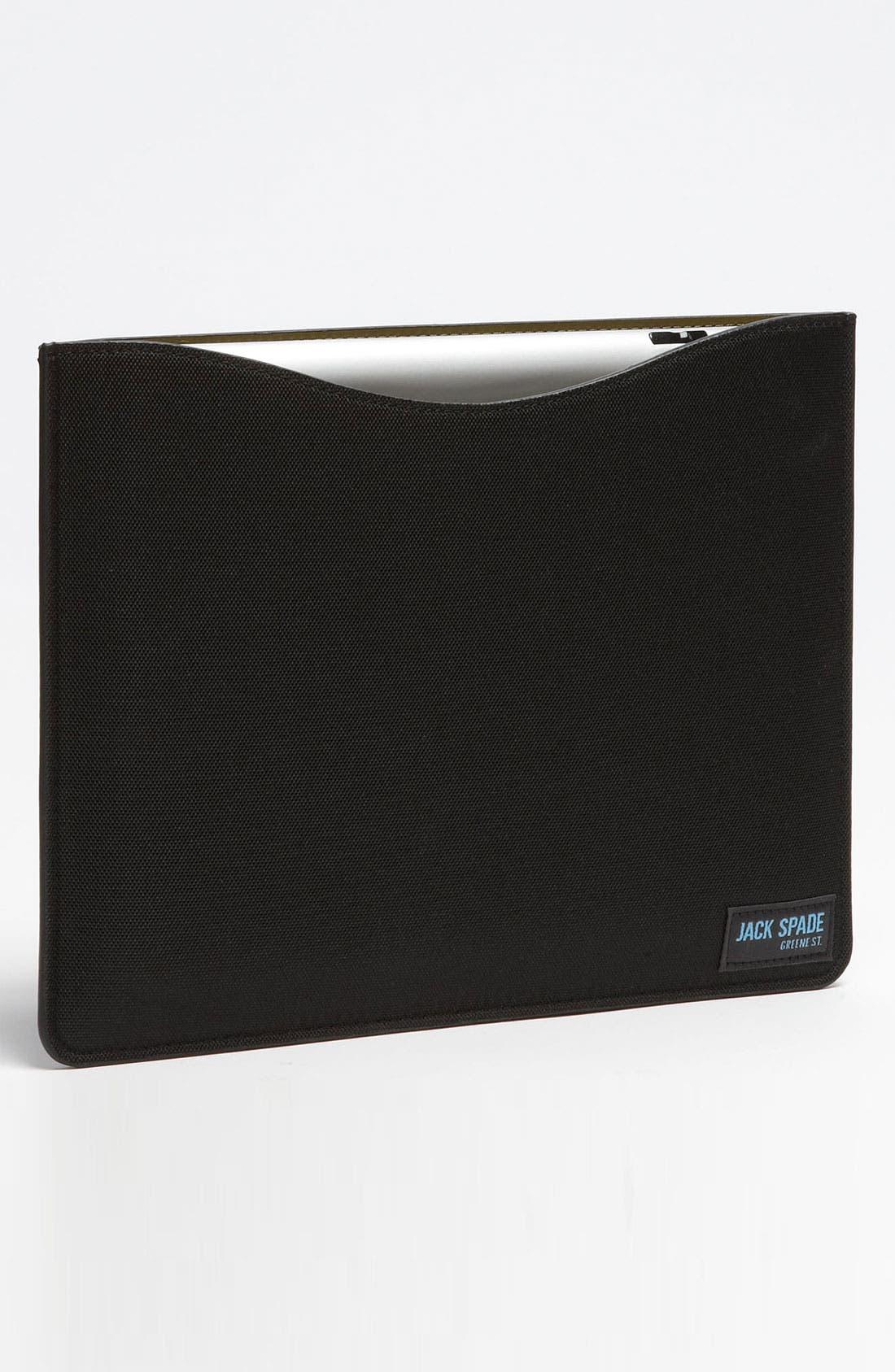 Main Image - Jack Spade iPad 2 Sleeve