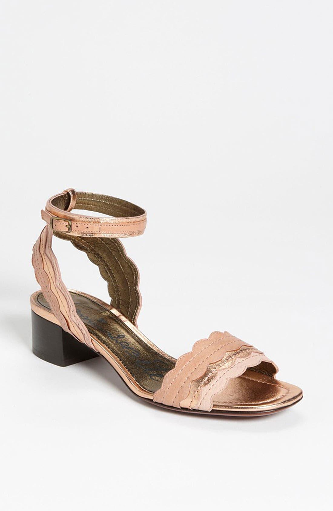 Alternate Image 1 Selected - Lanvin 'Chunky' Sandal