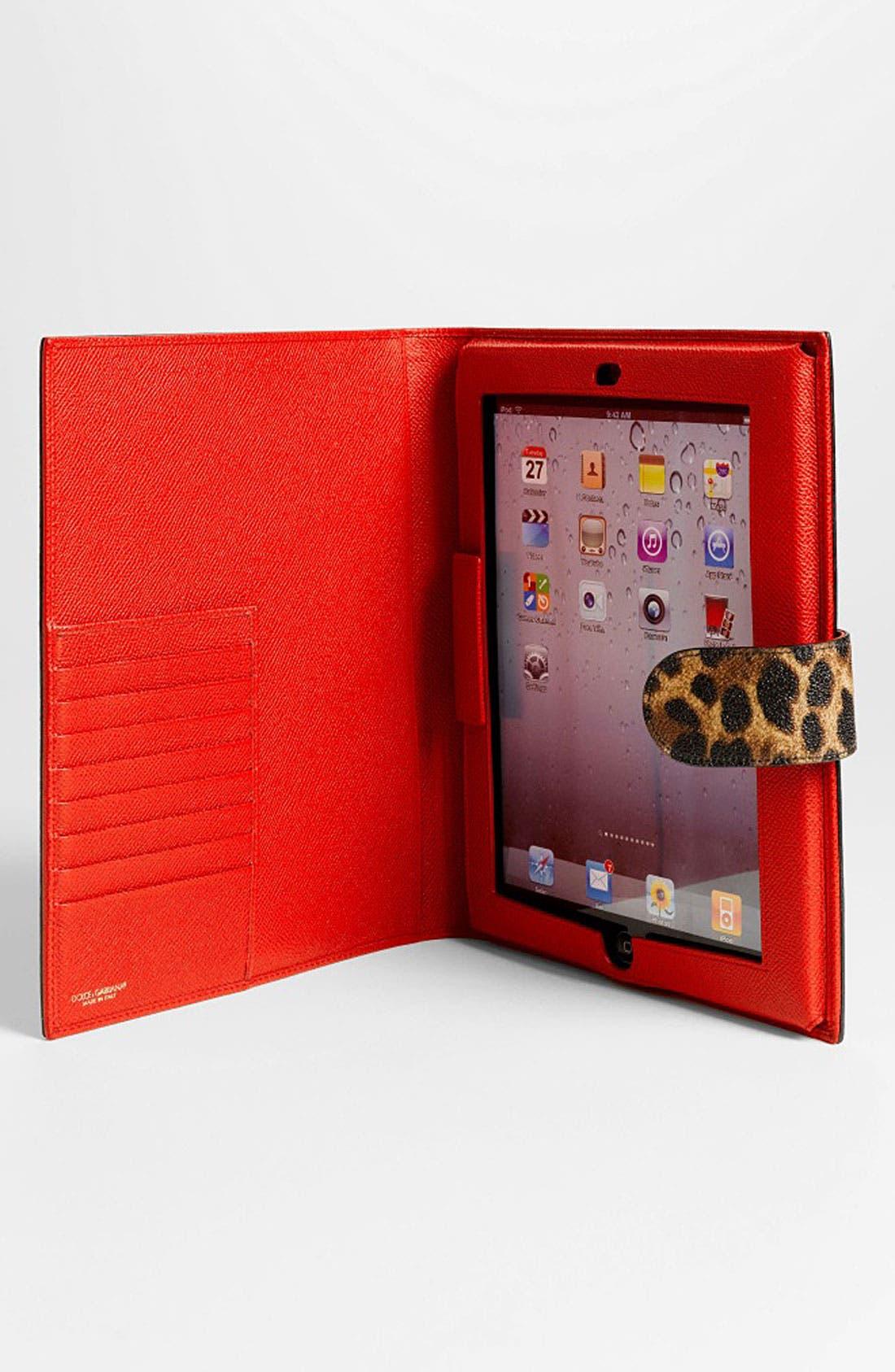 Alternate Image 3  - Dolce&Gabbana iPad Case