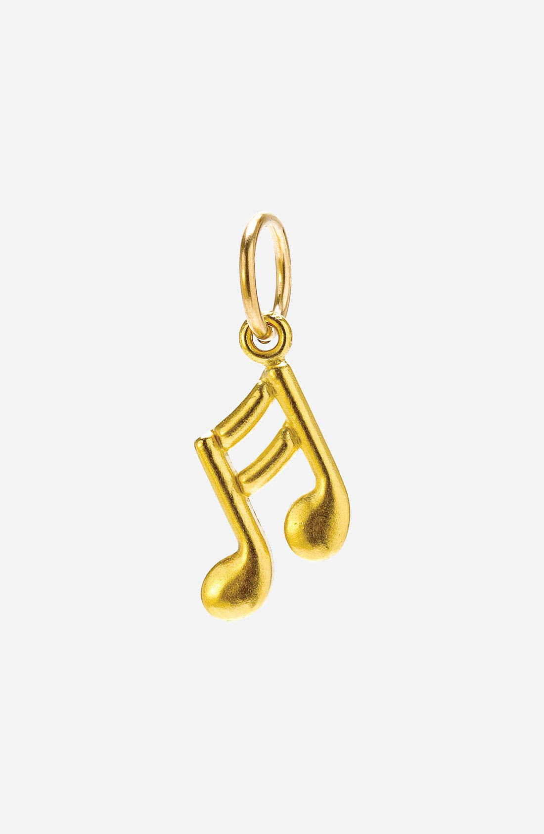 Alternate Image 1 Selected - Dogeared 'Create - Hobby' Music Note Charm