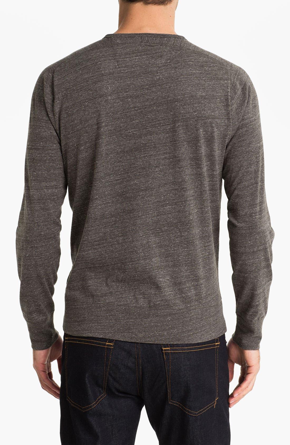 Alternate Image 2  - John Varvatos Star USA Crewneck T-Shirt
