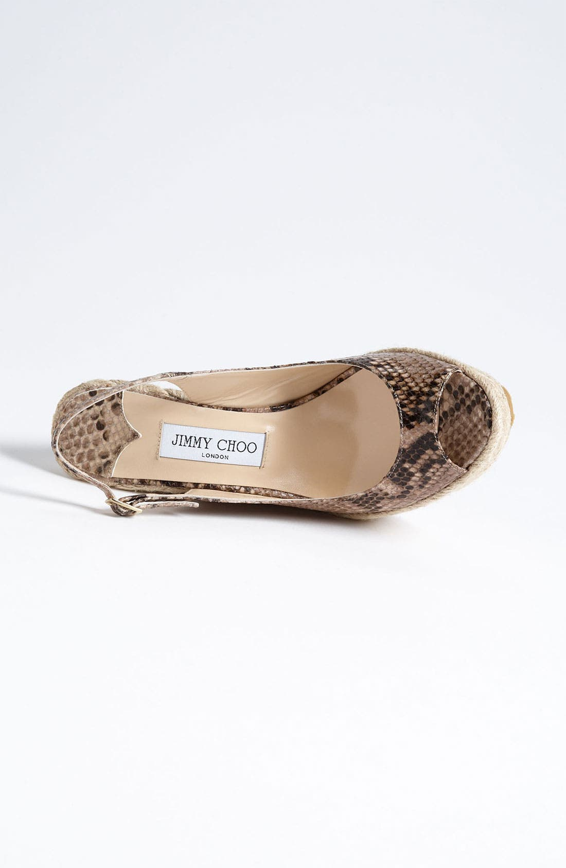 Alternate Image 3  - Jimmy Choo 'Polar' Wedge Sandal