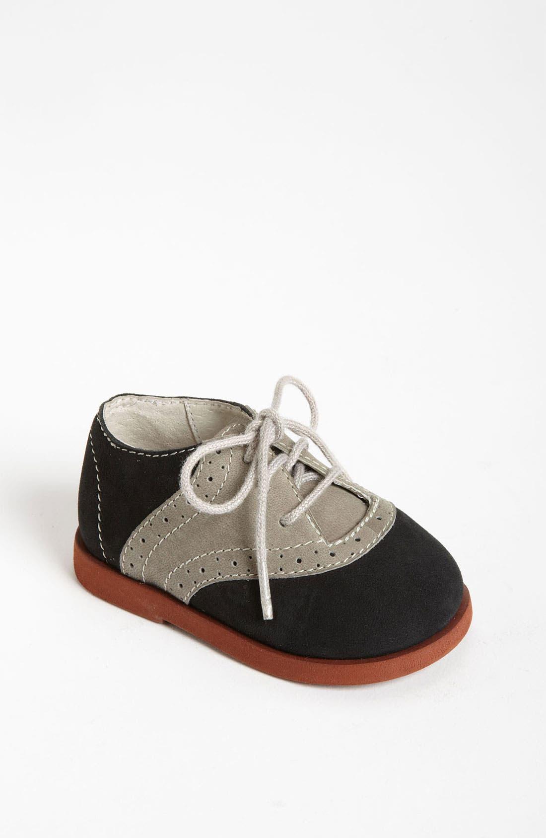Alternate Image 1 Selected - Nordstrom Baby 'Wesley' Saddle Shoe (Baby)