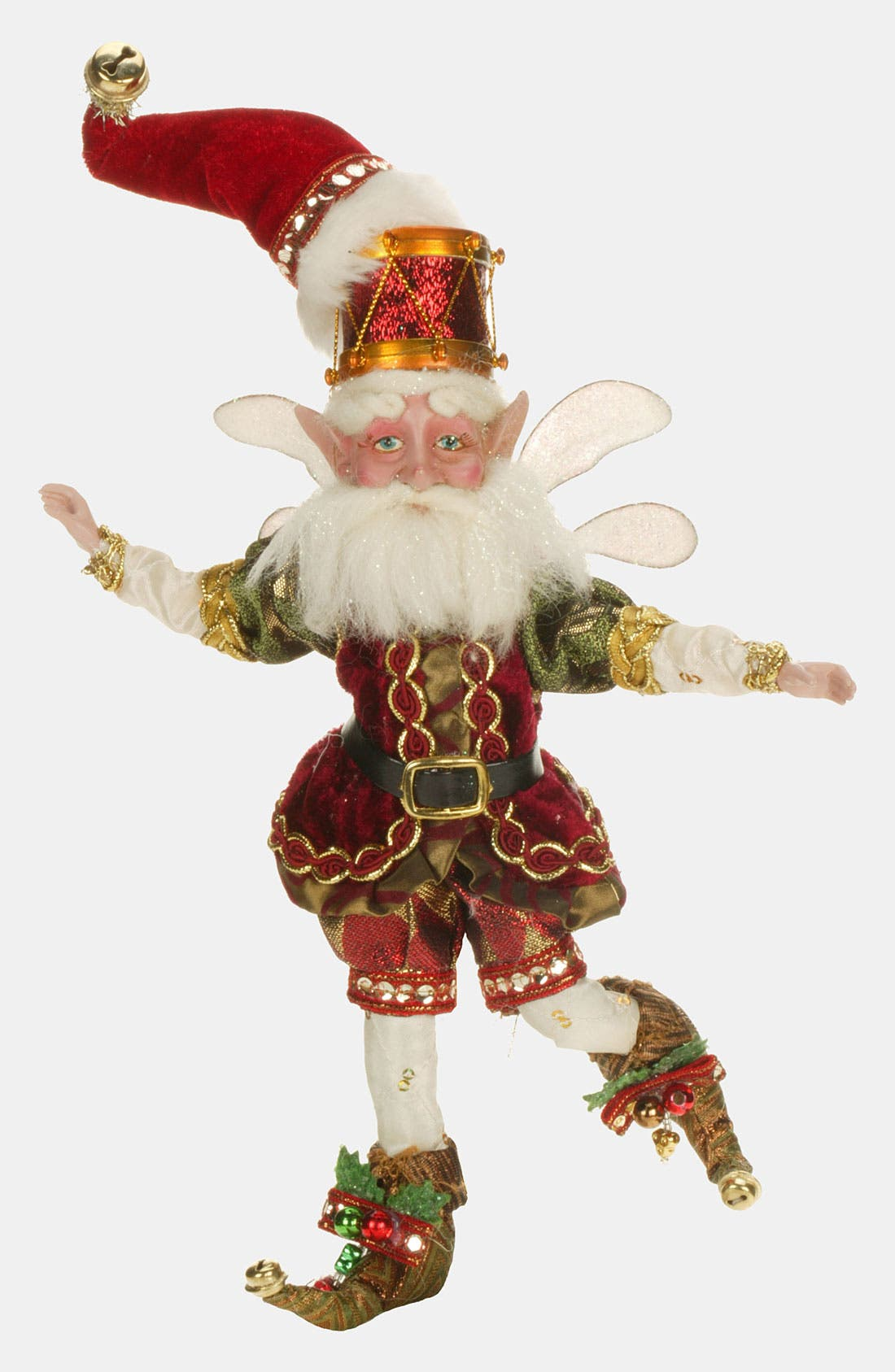 Alternate Image 1 Selected - Mark Roberts 'Christmas Shopping Fairy' Figurine (Limited Edition)