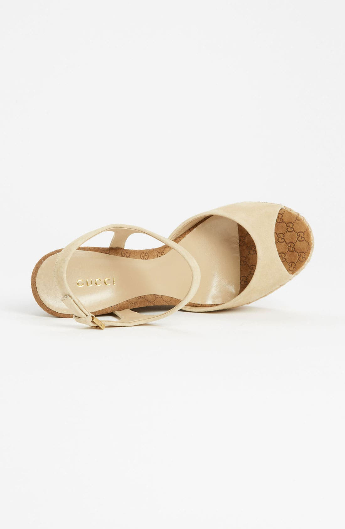 Alternate Image 3  - Gucci 'Hollie' Wedge Sandal