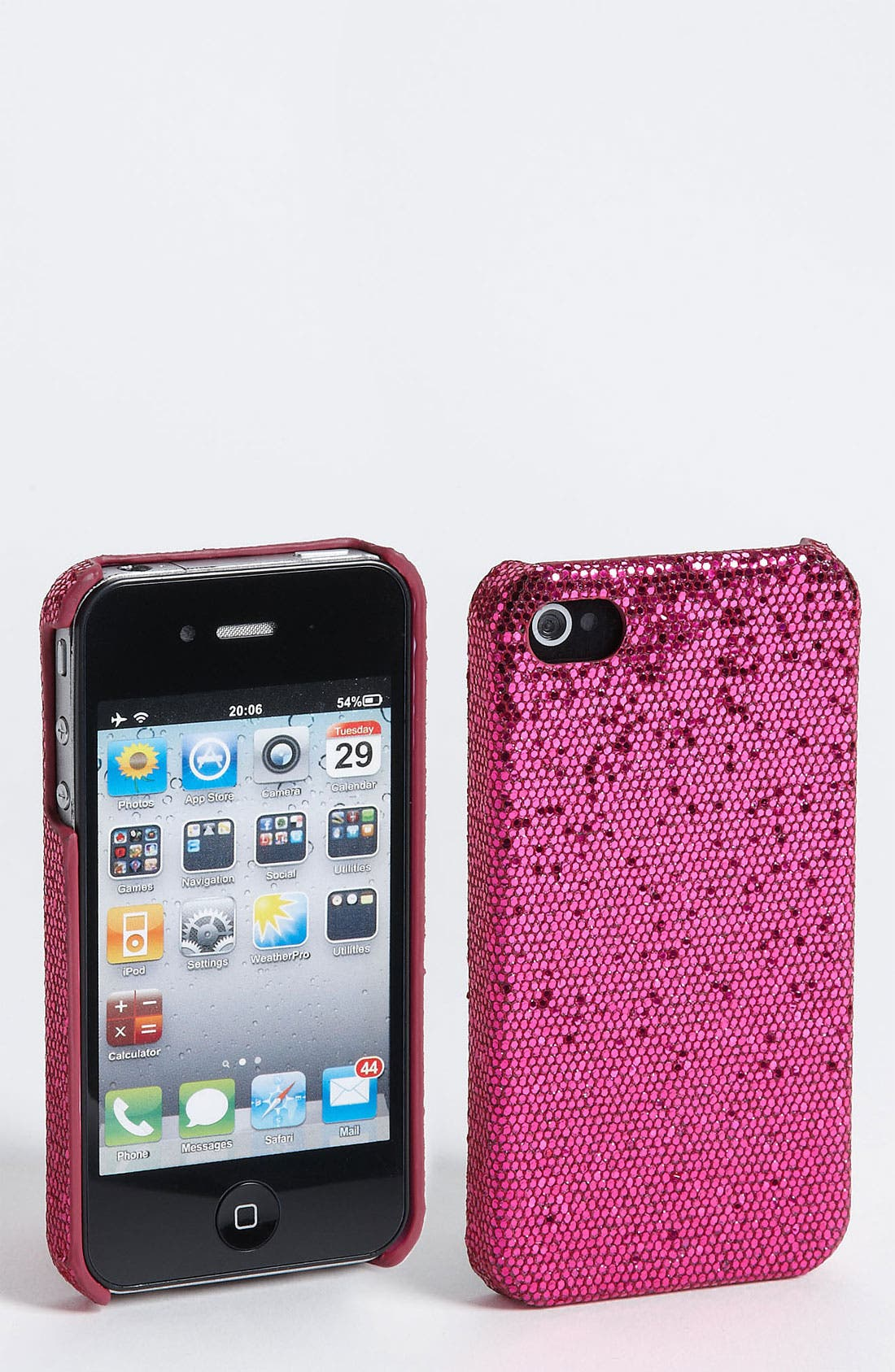 Alternate Image 1 Selected - MIRABLING® 'Diamond Series' iPhone 4 & 4S Case