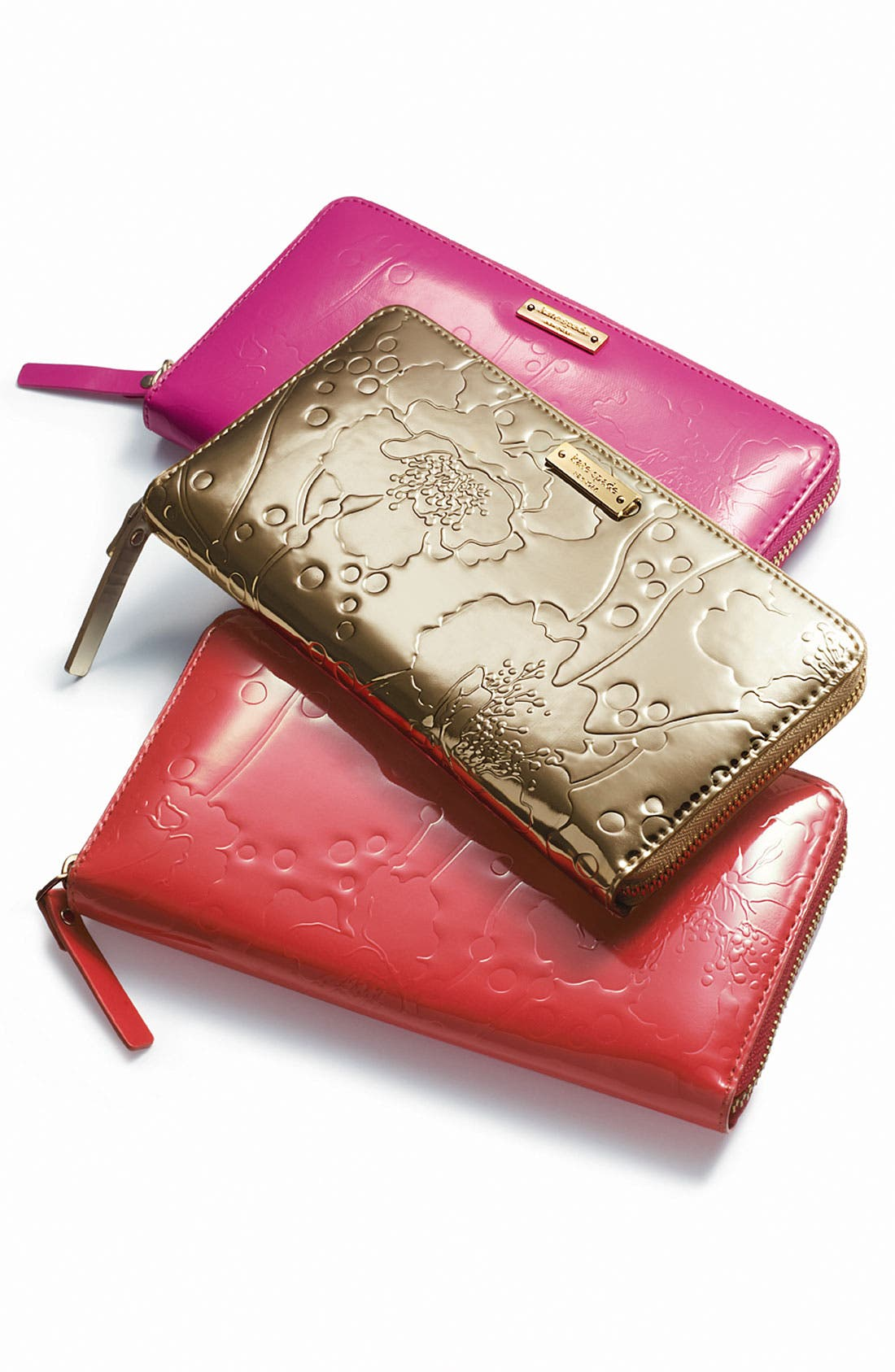 Alternate Image 2  - kate spade new york 'spotted floral - lacey' wallet
