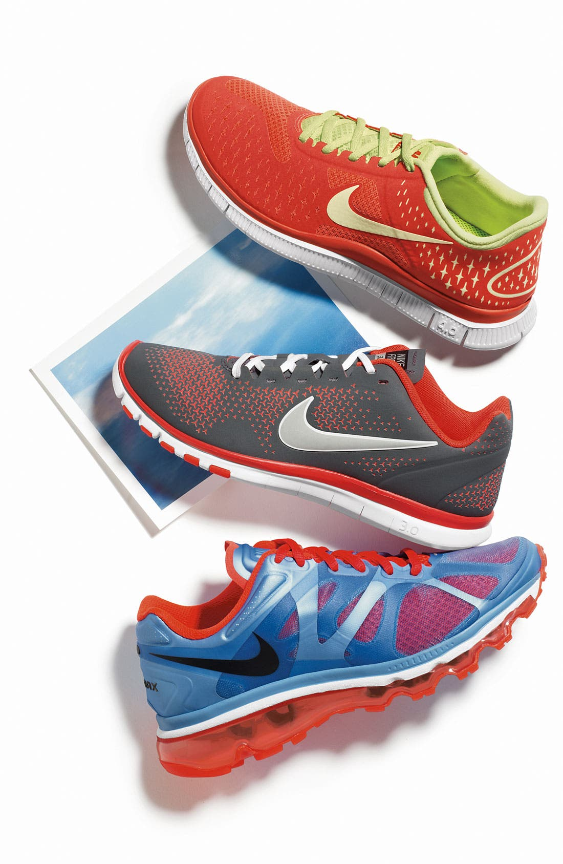 Alternate Image 5  - Nike 'Air Max 2012' Running Shoe (Women)