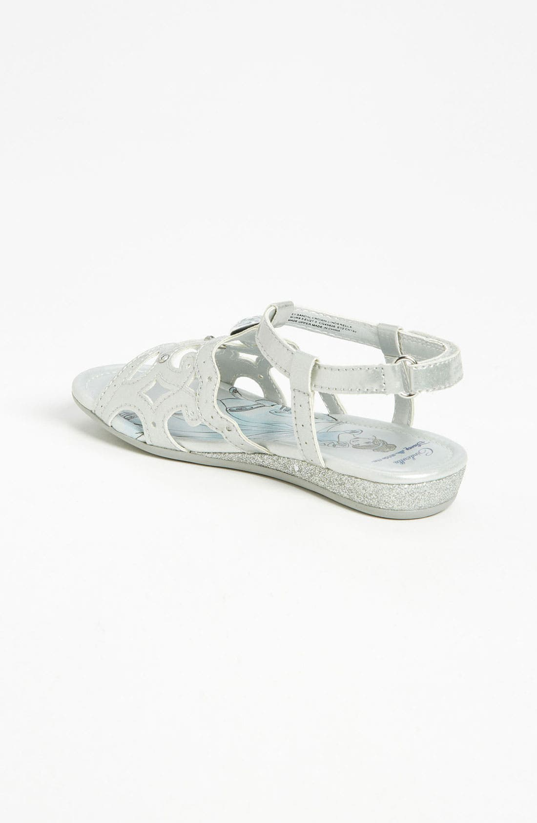 Alternate Image 2  - Stride Rite 'Disney - Crown' Sandal (Toddler)