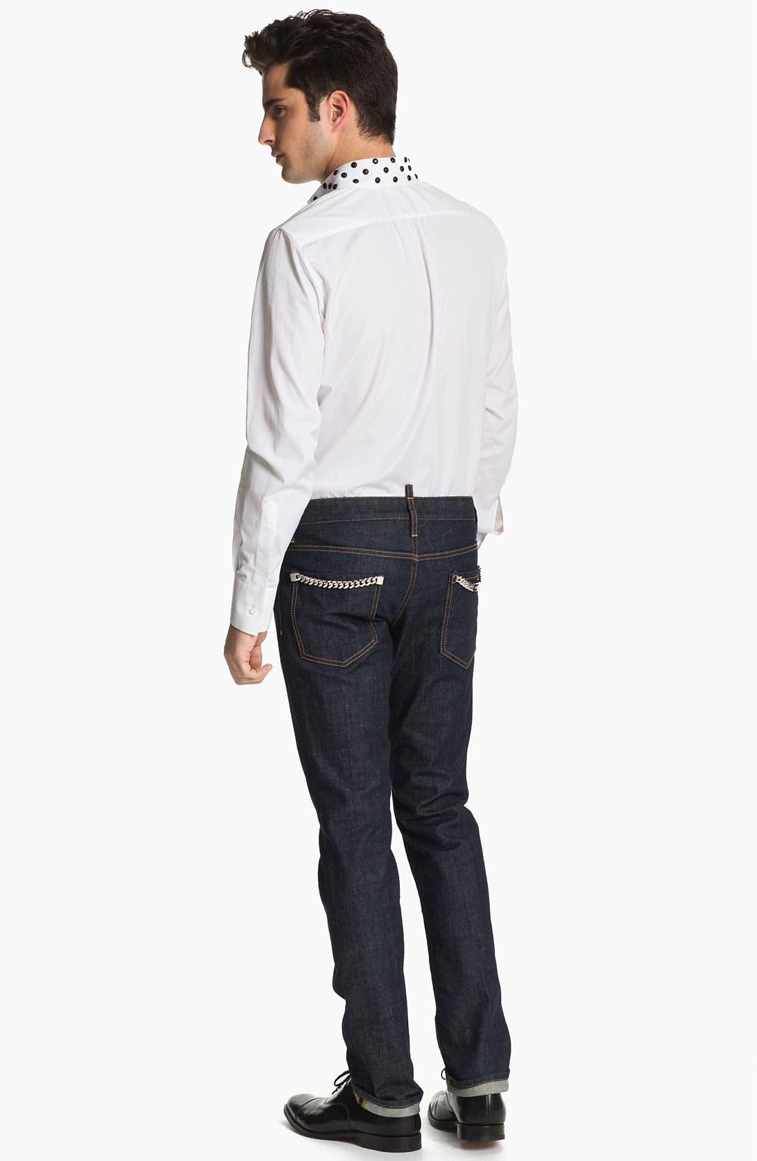 Alternate Image 6  - Dsquared2 Slim Fit Jeans