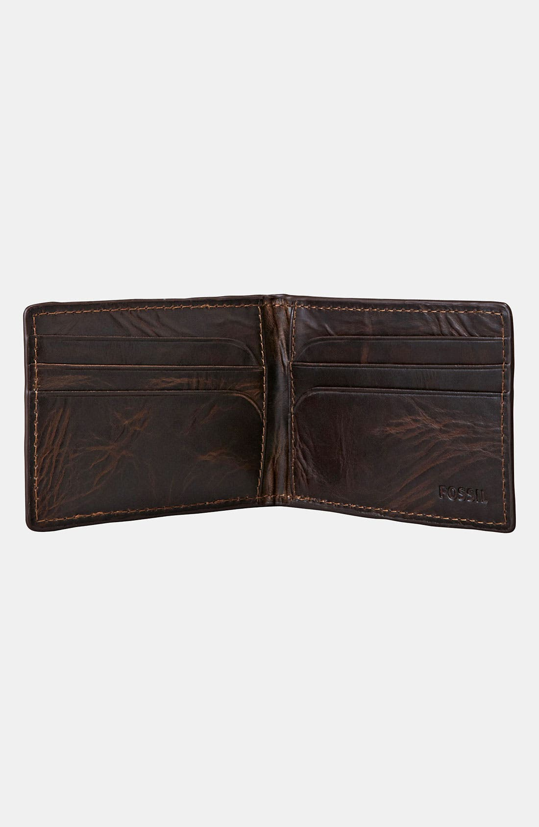Alternate Image 3  - Fossil 'Norton' ID Bifold Wallet
