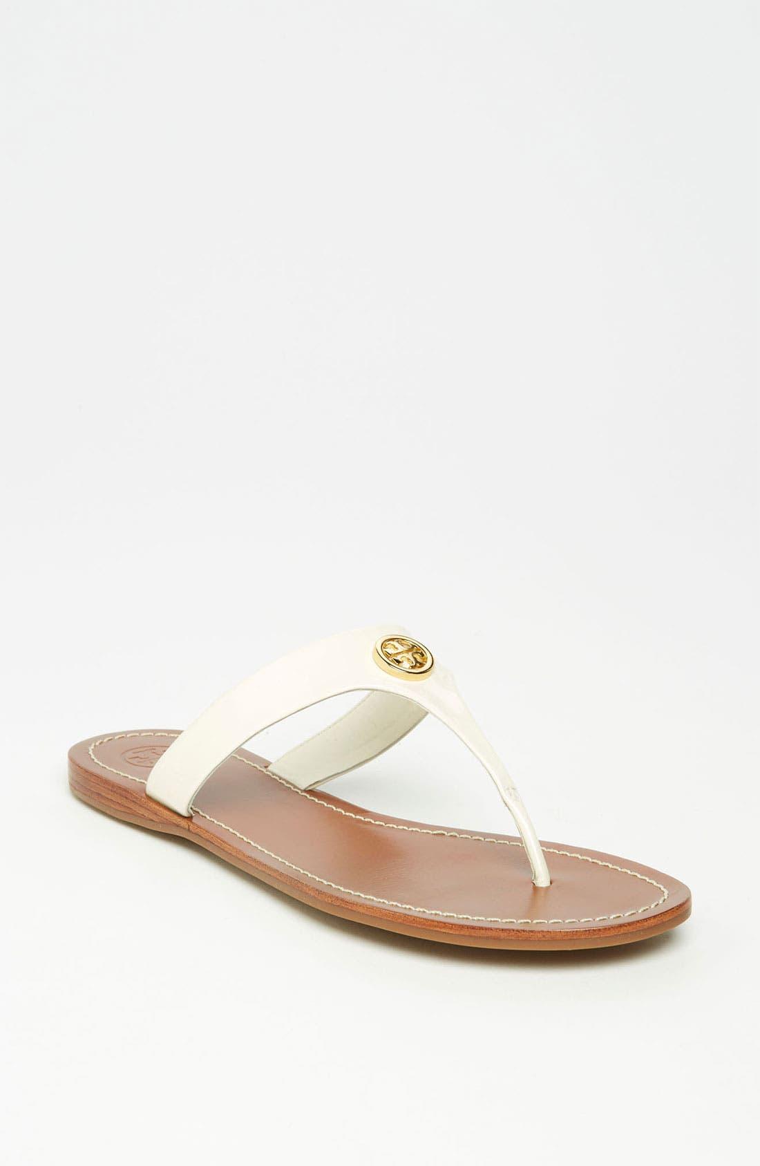 Alternate Image 1 Selected - Tory Burch 'Cameron' Sandal
