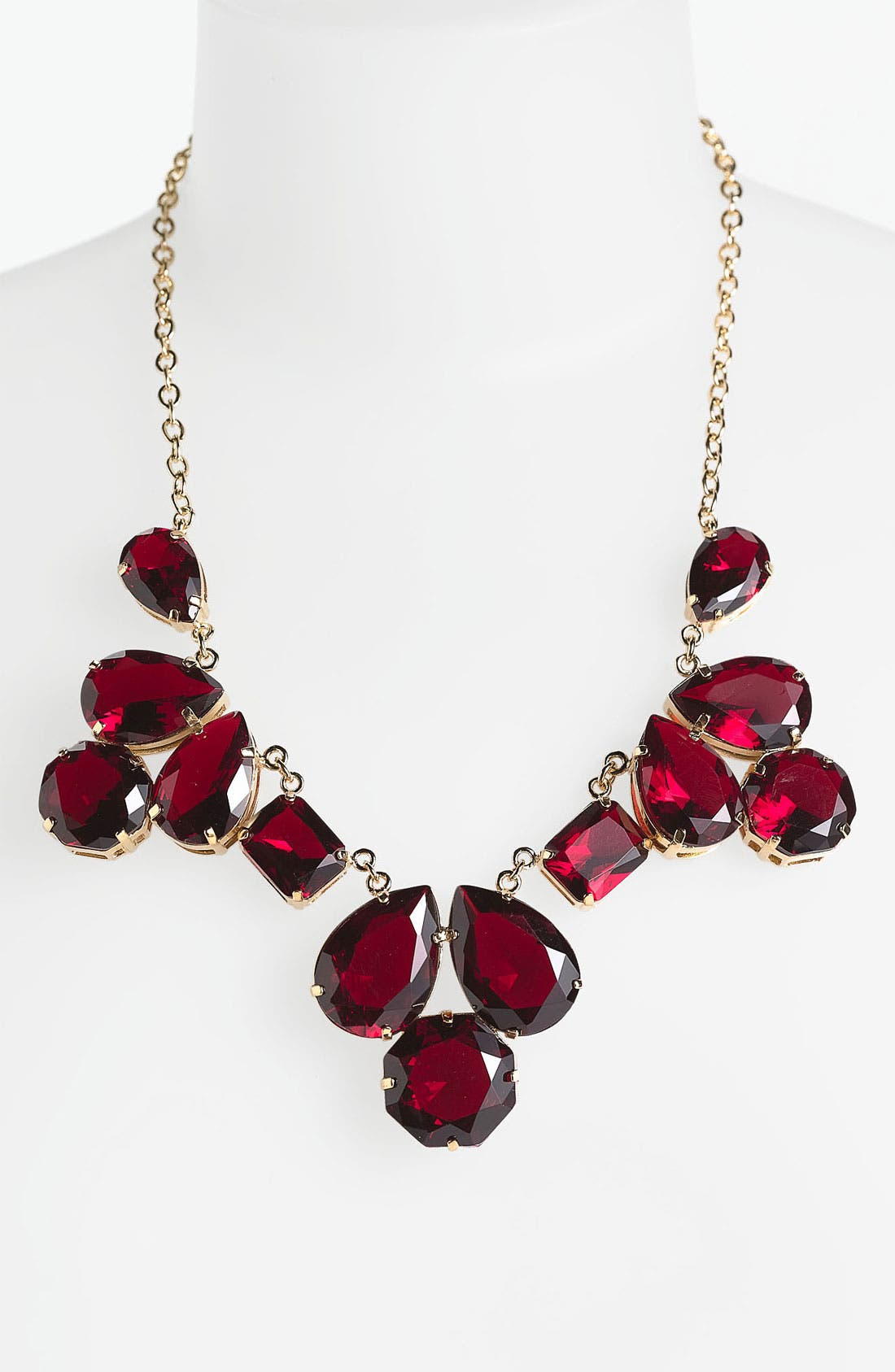 Alternate Image 1 Selected - kate spade new york bib necklace