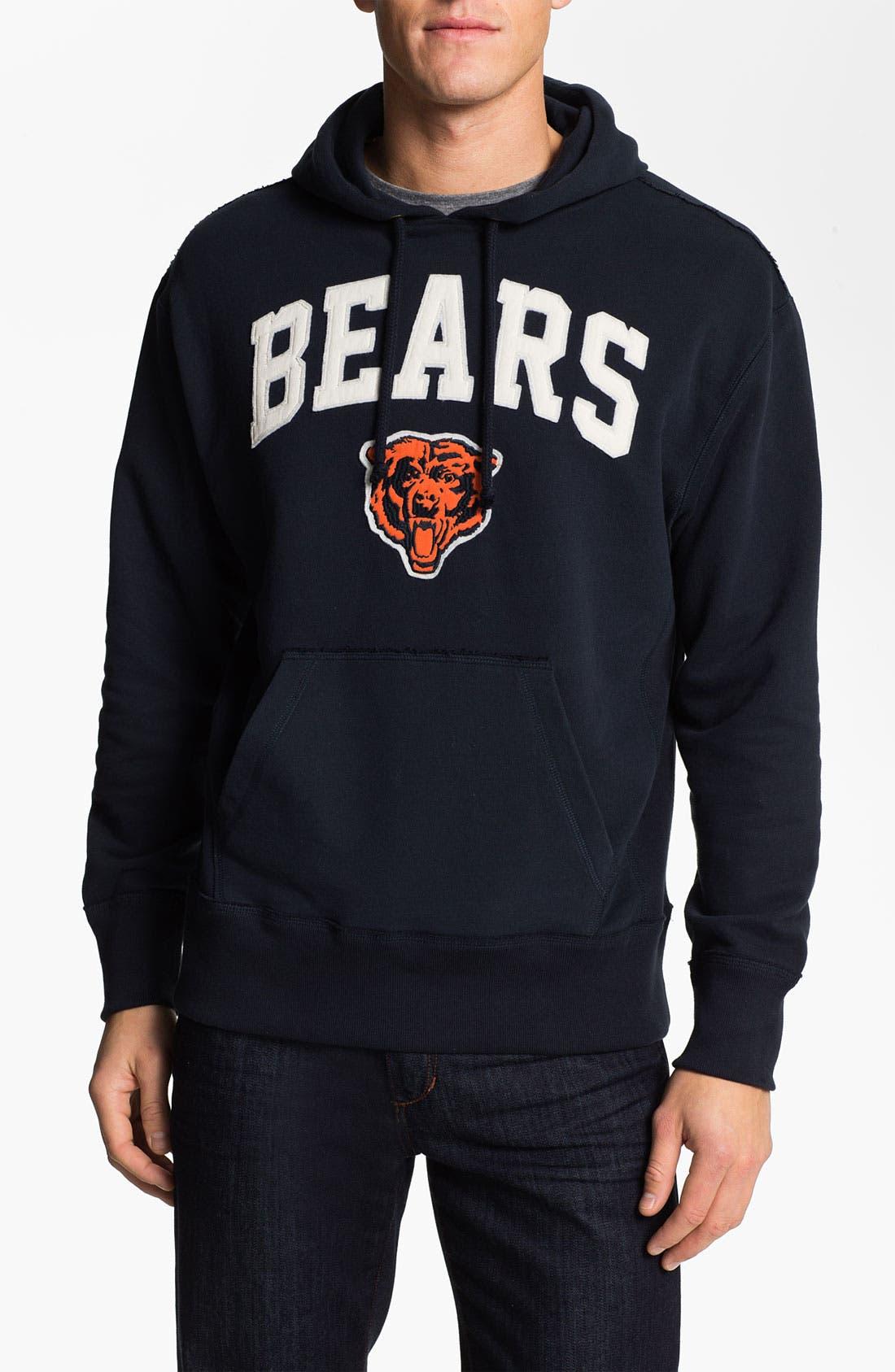 Alternate Image 1 Selected - '47 'Chicago Bears' Hoodie