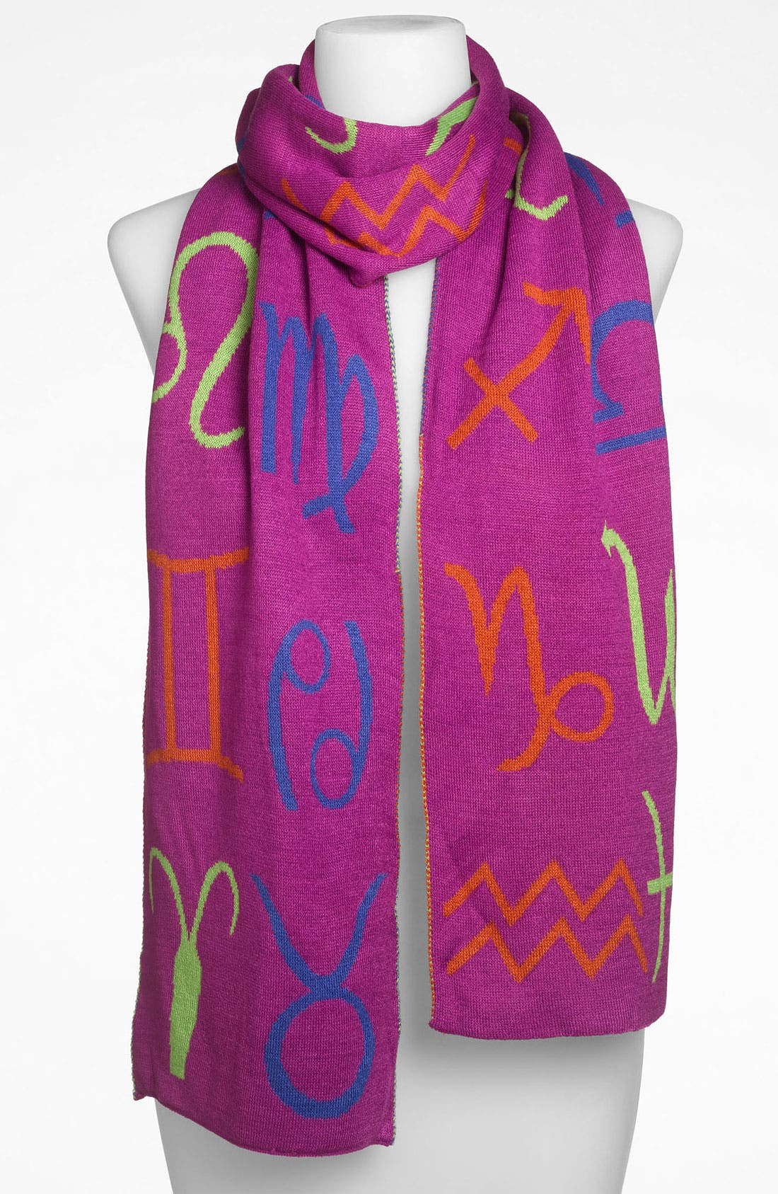 Alternate Image 1 Selected - Tarnish 'Horoscopes' Scarf