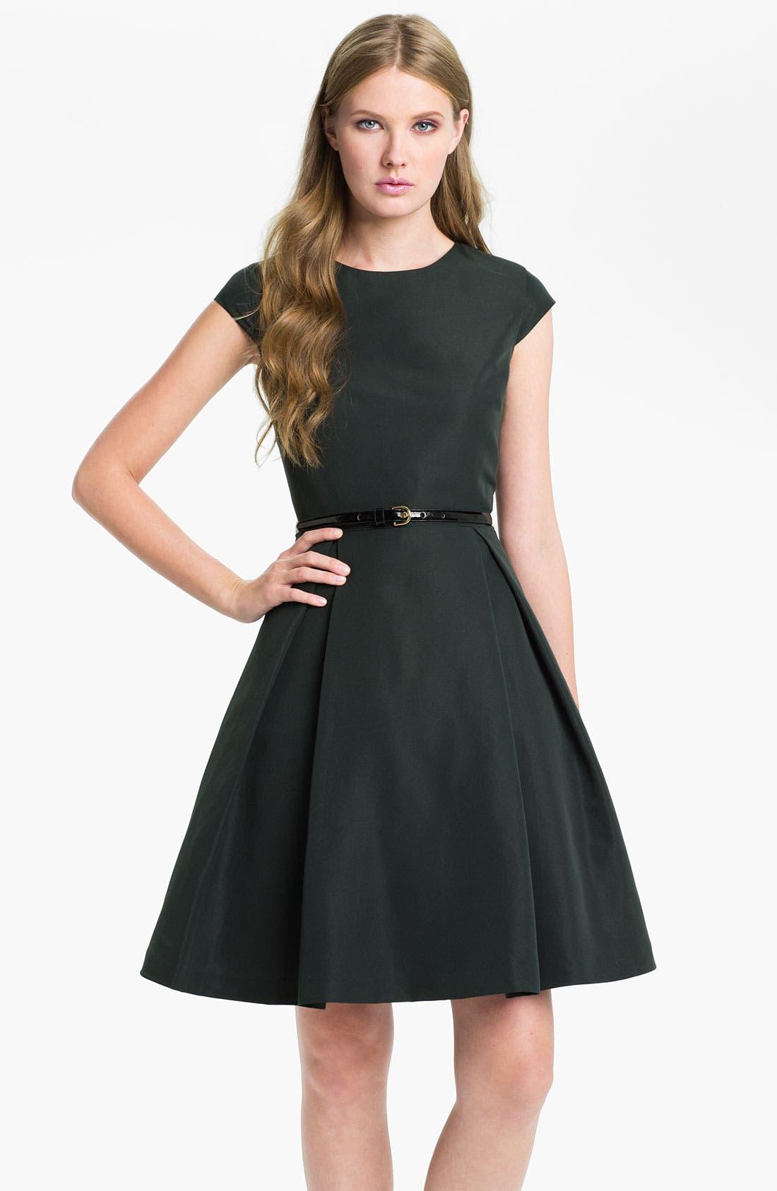 Alternate Image 1 Selected - Ted Baker London 'Ladi' Fit & Flare Dress