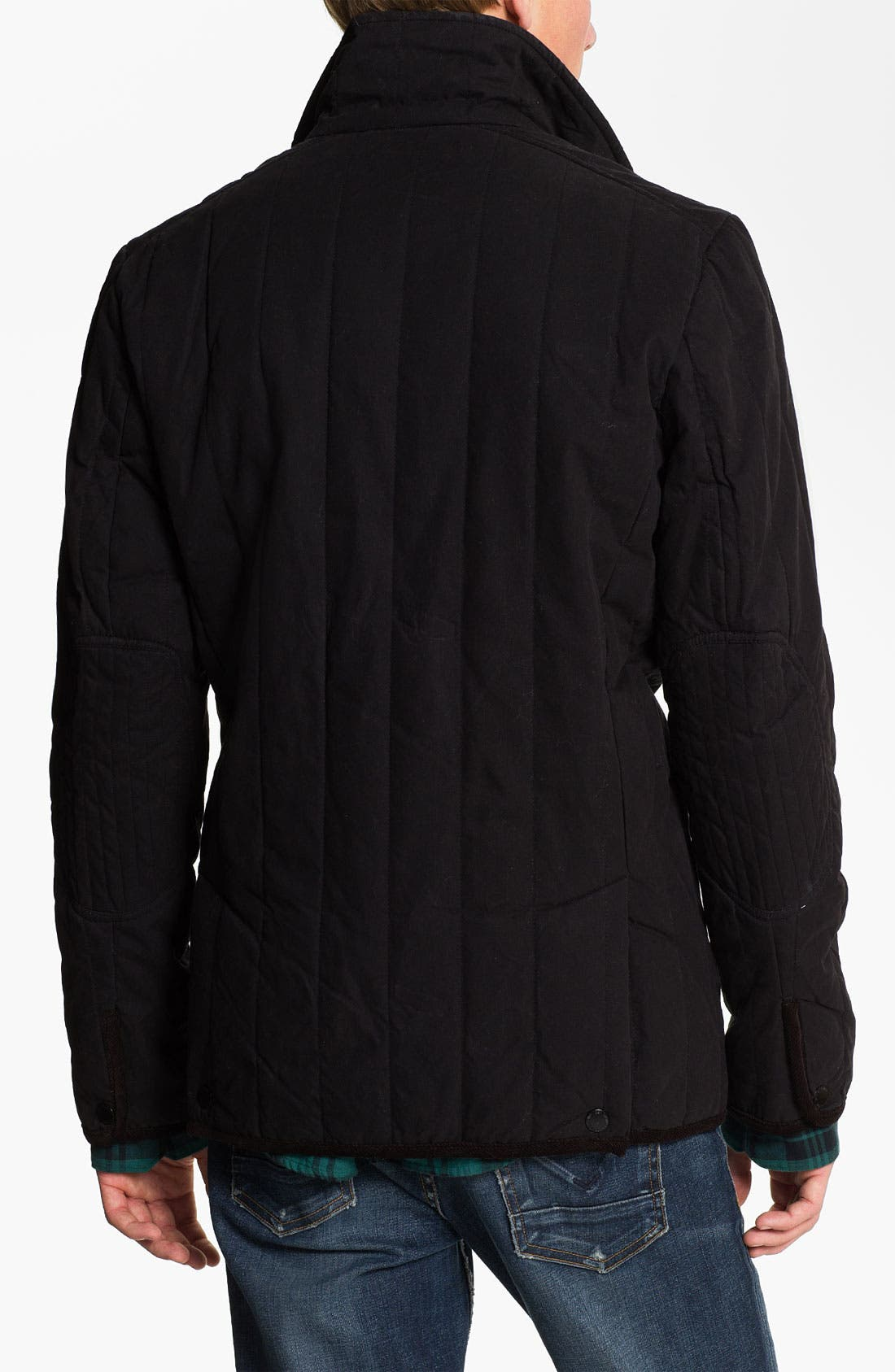 Alternate Image 2  - Ben Sherman Quilted Puffer Jacket