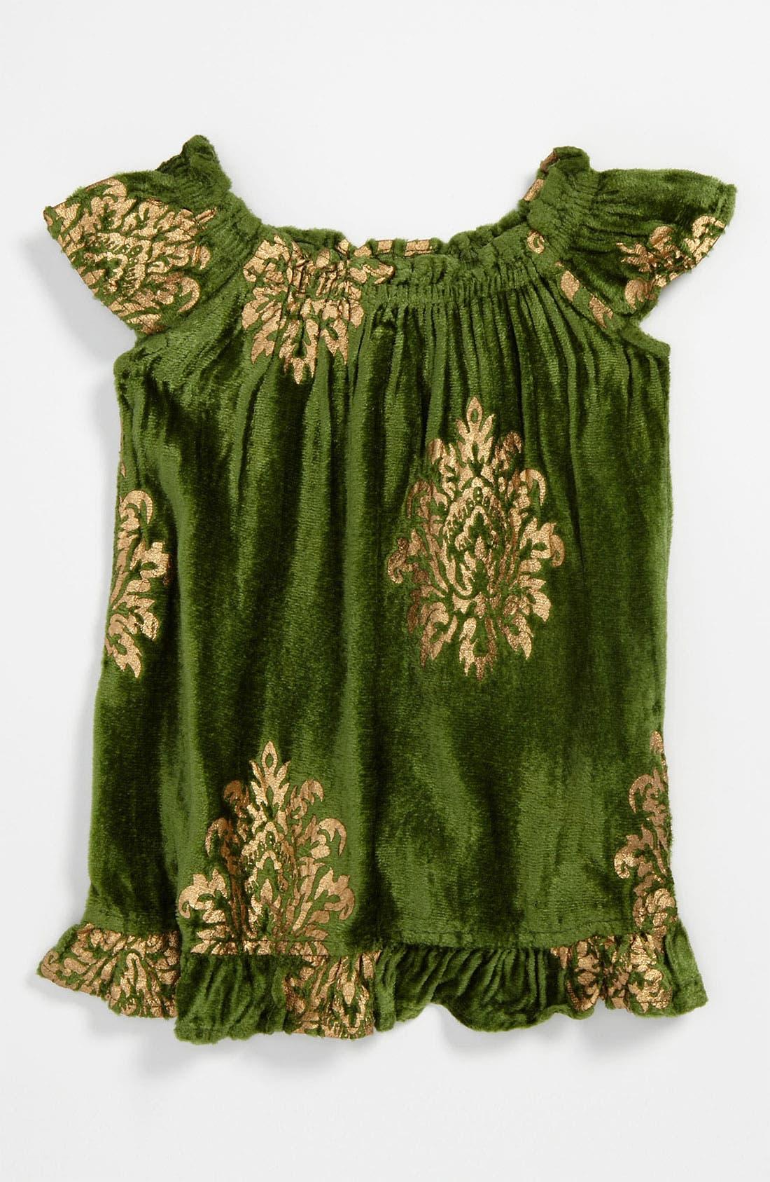 Alternate Image 1 Selected - Peek 'Astor' Dress (Infant)