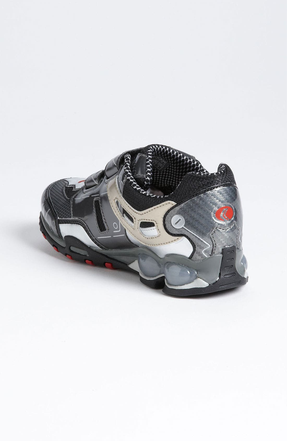 Alternate Image 2  - Geox 'Fighter' Light-Up Sneaker (Toddler, Little Kid & Big Kid)