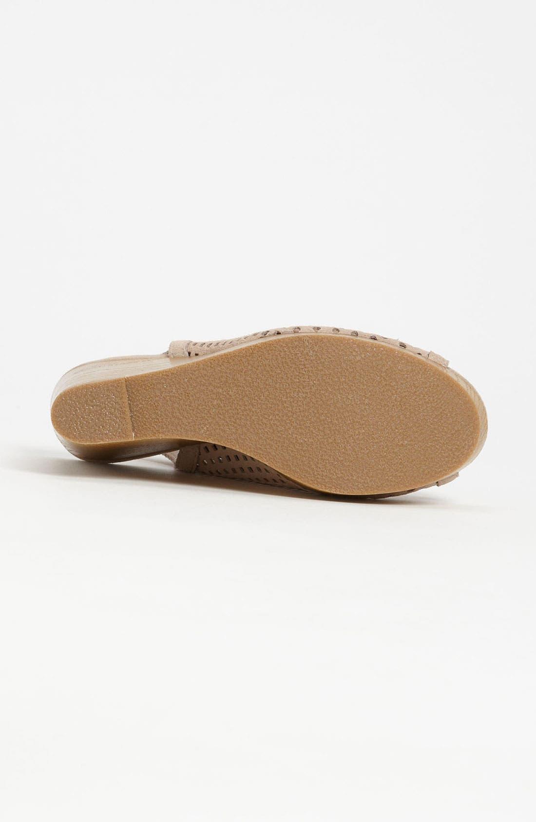 Alternate Image 4  - Steve Madden 'Syrrus' Wedge Sandal