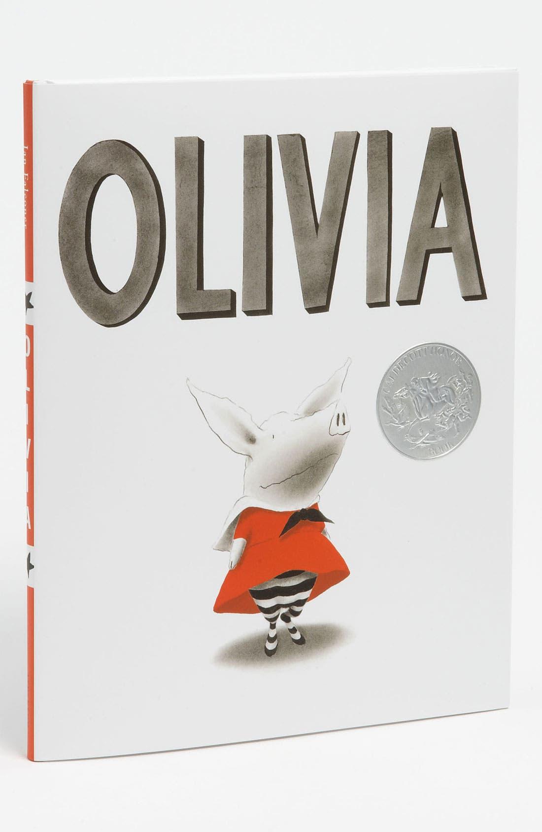 Alternate Image 1 Selected - Ian Falconer 'Olivia' Story Book