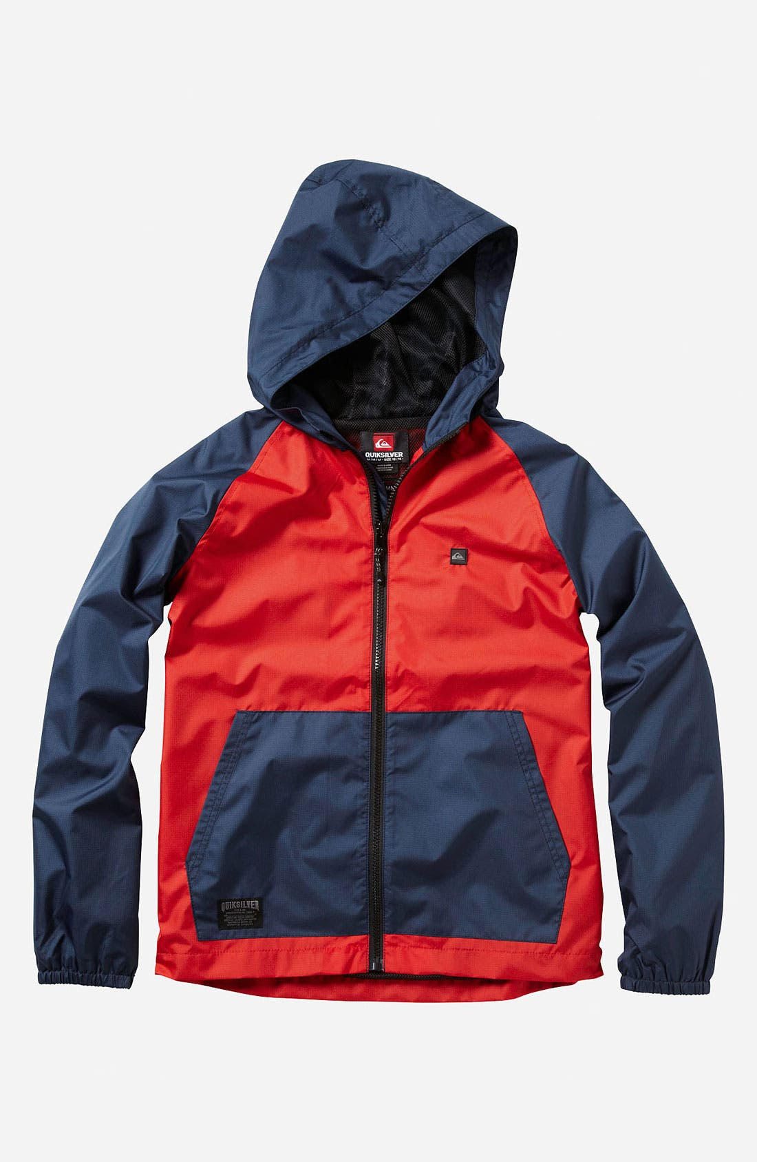 Main Image - Quiksilver 'Ward' Jacket (Big Boys)